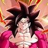 【限界を超えたサイヤパワー】超フルパワーサイヤ人4孫悟空