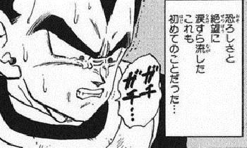 """完成度が高すぎると話題に!脅威のバイブレーション機能を搭載したフィギュア""""失意のベジータ""""が販売中です!"""