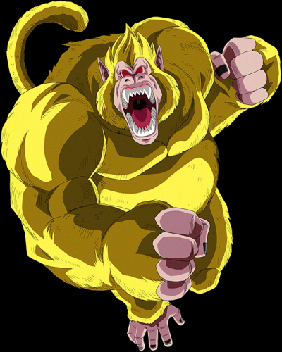 超サイヤ人4大猿