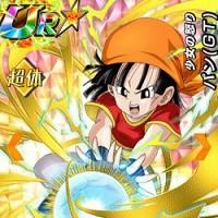 新キャラクター【少女の怒り】パン(GT)【SSR】のZ覚醒後、LV最大ステータスが判明しました!