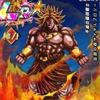 新LRキャラ【不滅の最凶戦士】伝説の超サイヤ人ブロリー【LR】のLV最大ステータスが判明しました!